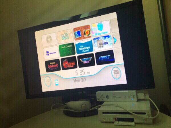 Used Nintendo Wii (hack/jailbreak) in Dubai, UAE