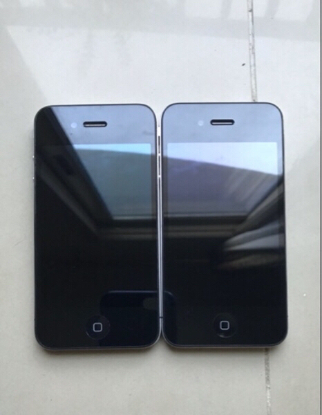 Used iPhone 4s 1 piece only with charger in Dubai, UAE