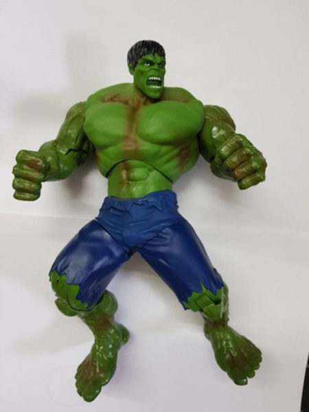 Used Best quality and very strong Hulk marvel in Dubai, UAE