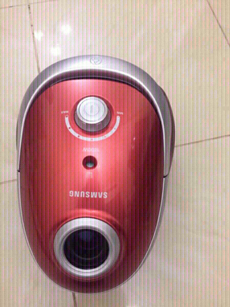 Used Samsung  Vacuum Cleaner 1800Watts@110 in Dubai, UAE