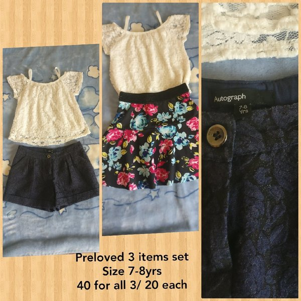 Used Bundle offer size 7-8yrs in Dubai, UAE