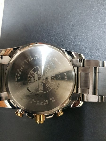 Used Citizen EchoDrive perpetual Radio contro in Dubai, UAE