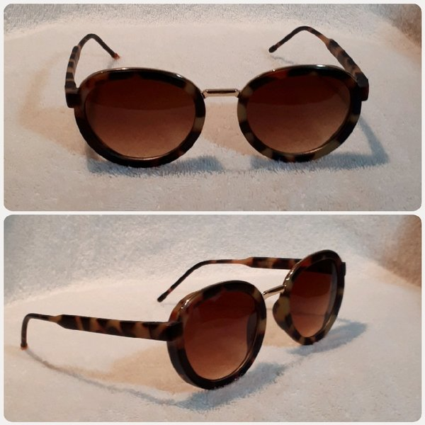Used Fantastic brown pioStephany sungglass in Dubai, UAE