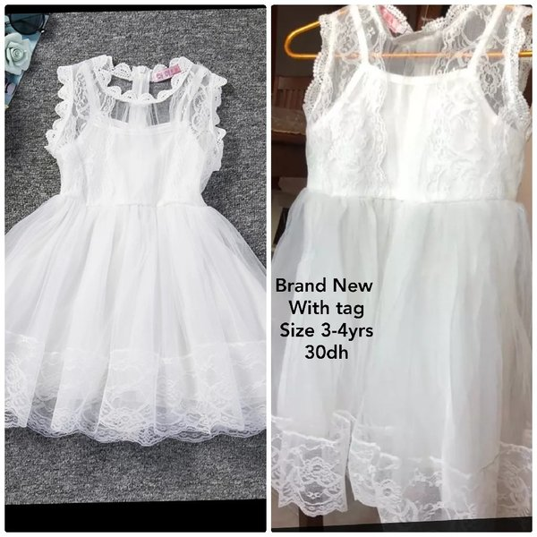 Used Brand New dress with tag in Dubai, UAE