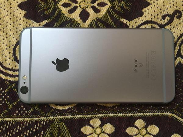 Used Iphone 6s Plus 64GB Space Gray  in Dubai, UAE