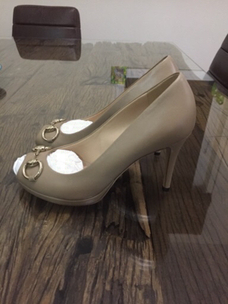 Used Authentic Gucci High Heel Shoes in Dubai, UAE