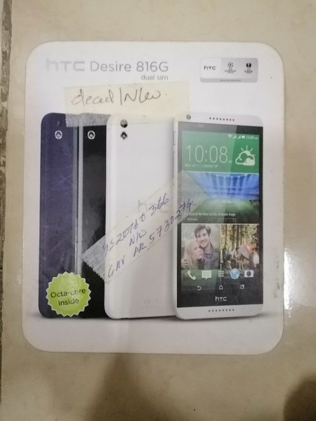 Used Htc desire 816g broken Notworking in Dubai, UAE