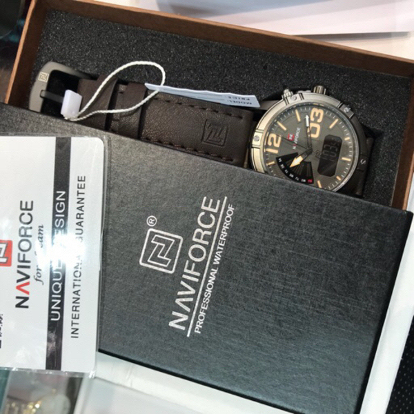Used Naviforce watches for men in Dubai, UAE