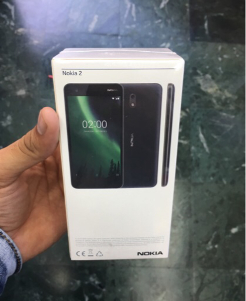 Used Nokia 2 black color in Dubai, UAE