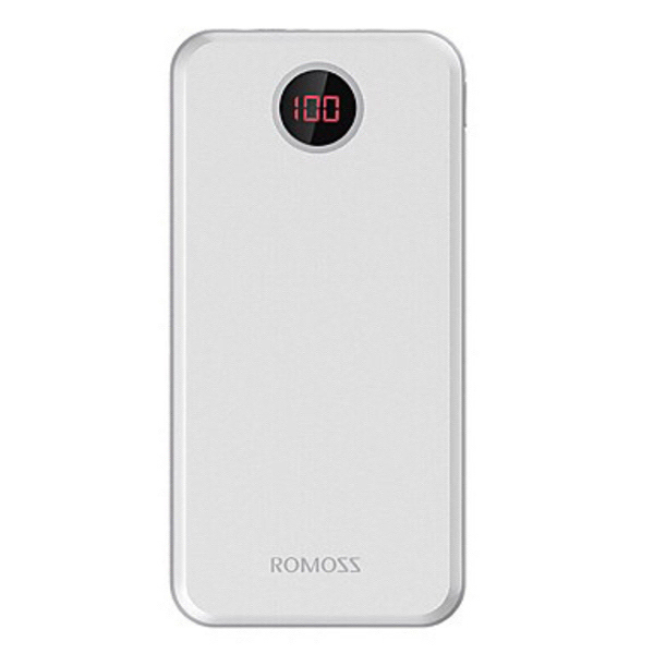 Used ROMOSS 20000mah POWERBANK WITH LED in Dubai, UAE
