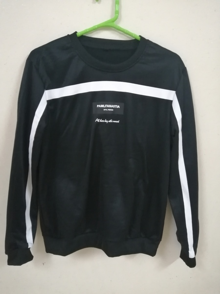 Used Sportswear Suit Black Colors Tracksuit in Dubai, UAE