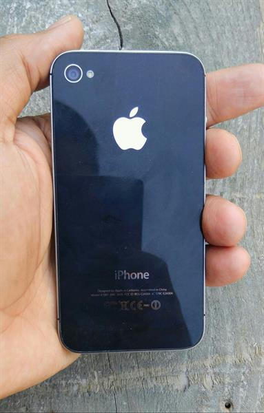Used Apple IPhone 4s 32GB Black ..With Charger in Dubai, UAE