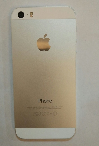 Iphone 5S used with Org Box & Cable