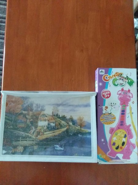 Used Puzzle and guitar in Dubai, UAE