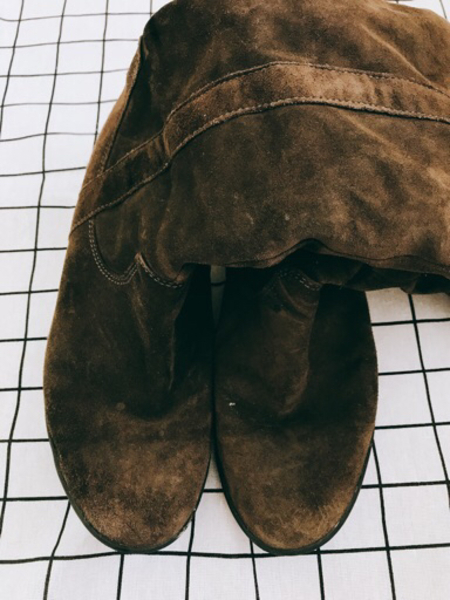 Used Also brown boots in Dubai, UAE
