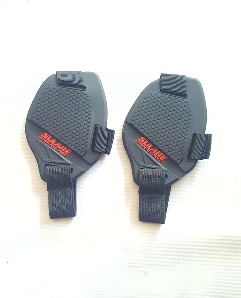 Used COMBO-motorbike Gear Cover+Trafficators in Dubai, UAE