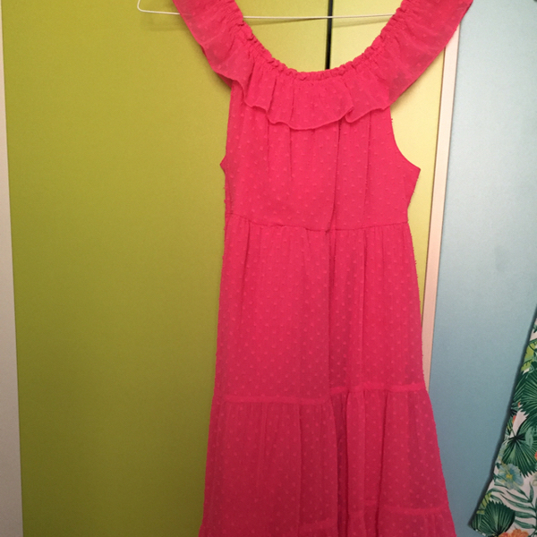 Used 2 Used Jump Suit Plus One Dress Size 10 Yrs in Dubai, UAE