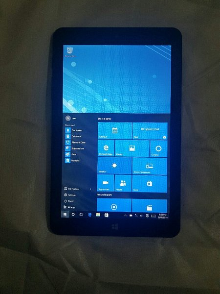 DigiLand DL808W Windows 10 Tablet 32GB,, p374187 - Melltoo com