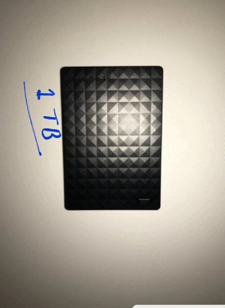 Used Seagate Hard Disk 1 TB Without box New🎁 in Dubai, UAE