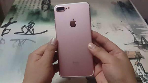iphone 7plus rose gold 64gb