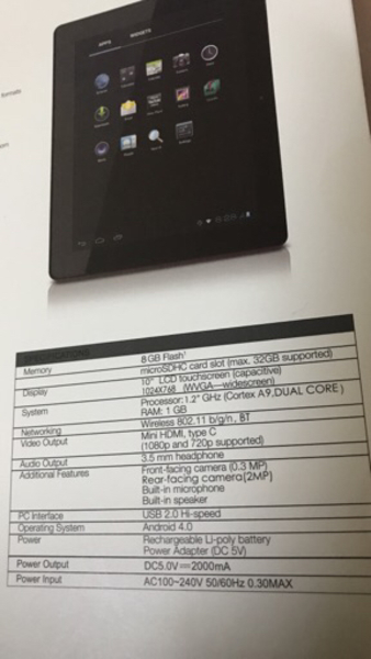 Used Elekta Tablet ETaAB -1031 in Dubai, UAE