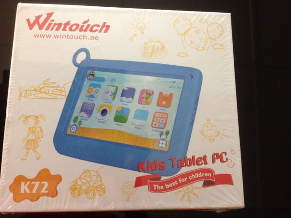 Used Wintouch K72 Kid Tablet in Dubai, UAE