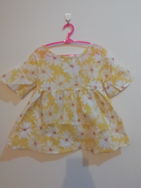 Used Daisy dress for girls (1pc) in Dubai, UAE