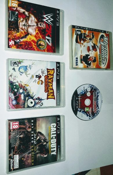 Used Weekend offer - PS3 Original Game Discs in Dubai, UAE
