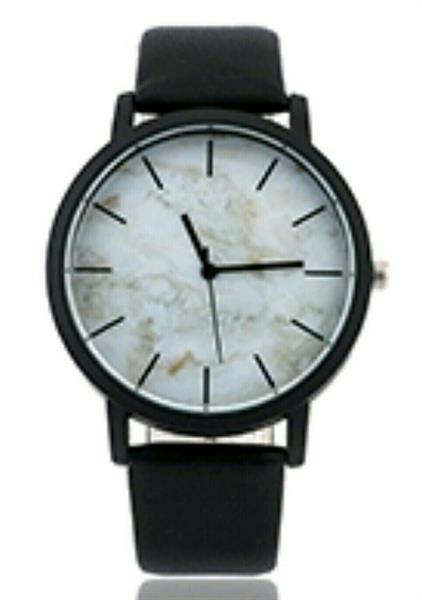 Used Marble pattern beautiful watch in Dubai, UAE