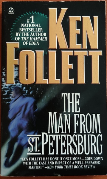 Used The Man From St. Petersburg by Ken Folle in Dubai, UAE