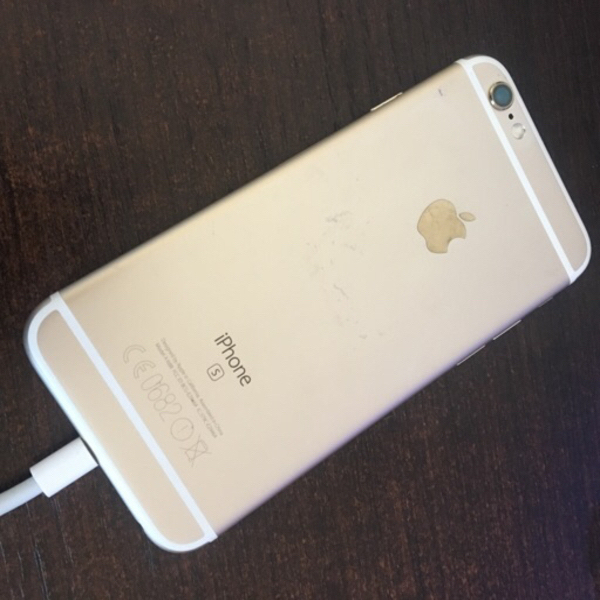 iPhone 6S 32GB *software problem