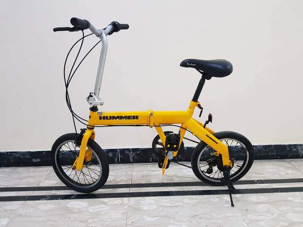 Used Folding Bike Hummer in Dubai, UAE