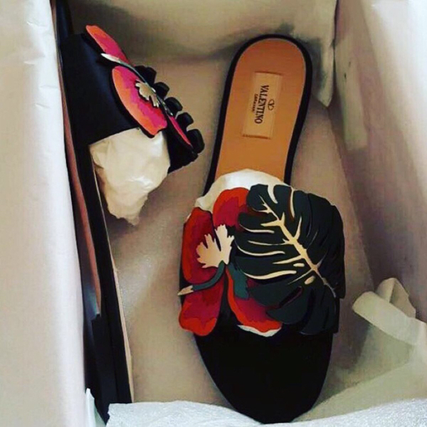 Used Valentino Slip Ons Woth Box , Dustbag And Paper Bag , Sizes Available  in Dubai, UAE