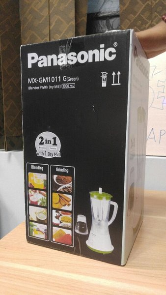 Used Panasonic 2 in 1 blender in Dubai, UAE