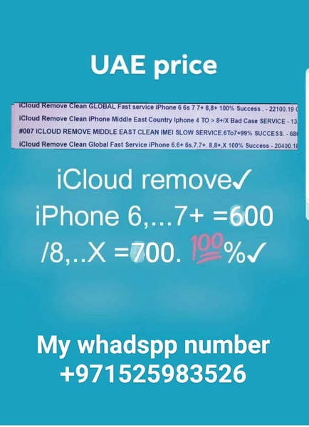 Used All country.  2week only in Dubai, UAE