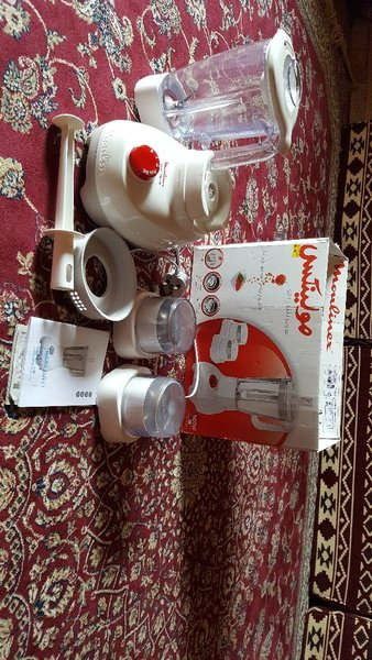 Used Moulinex super blender duo in Dubai, UAE