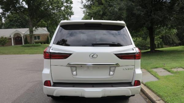 Used Used 2016 Lexus LX 570 in Dubai, UAE