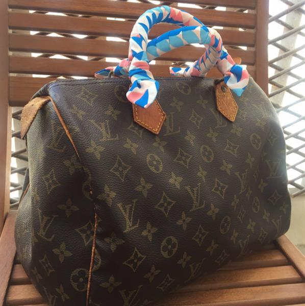 Used LOUIS VUITTON monogram canvas speedy 30  in Dubai, UAE