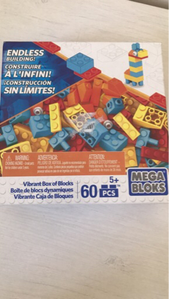 Used Brand New Mega Bloks 60pcs Set. in Dubai, UAE