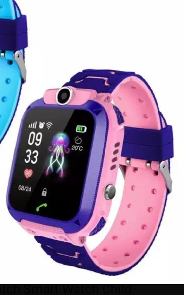 Used Children Q12B Smart Watch Multifunction in Dubai, UAE