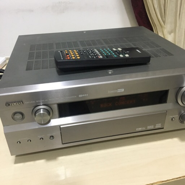 Used Yamaha Natural Sound AV Receiver  in Dubai, UAE