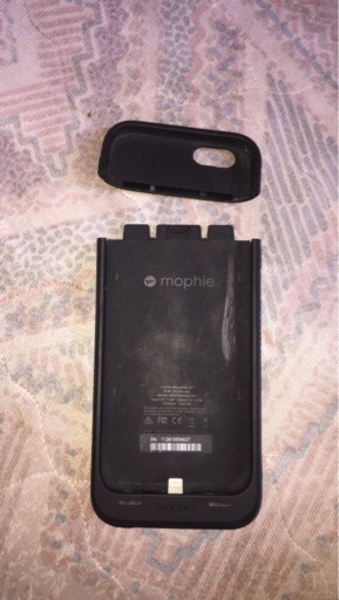 Used I phone 6 6s power bank made USA  in Dubai, UAE