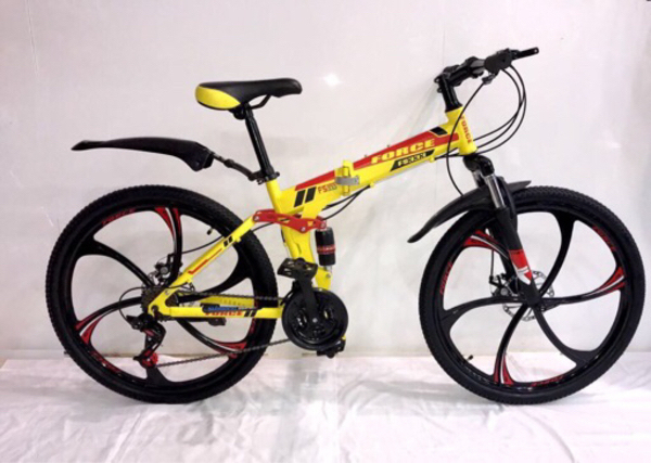 "Used NNew 26"" Force Folding bike (Alloy Rim) in Dubai, UAE"