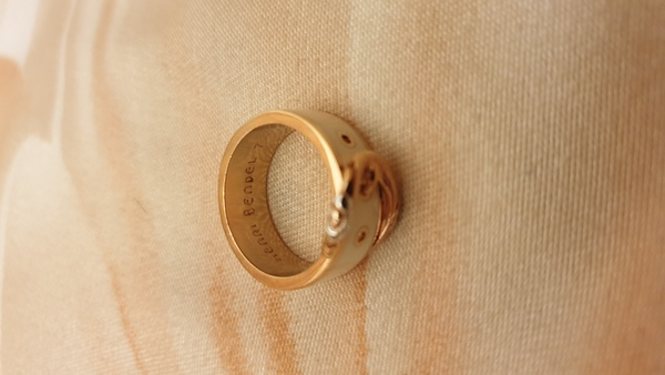 Used Ring gold plated💥💥SALE💥💥 in Dubai, UAE