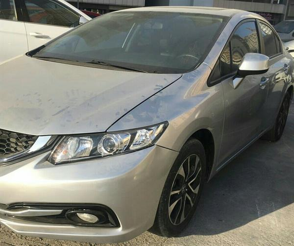 Used Honda Civic 2013 Model In Perfect Condition No Any Accident No Faulty Very Atractive Deal Call  in Dubai, UAE