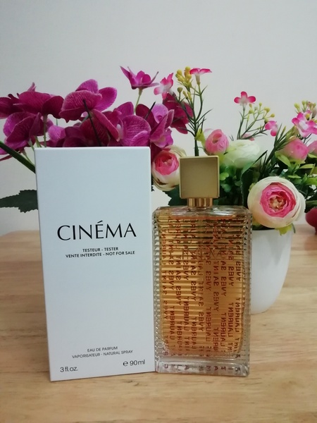 Used Ysl cinema for women edp 90ml in Dubai, UAE