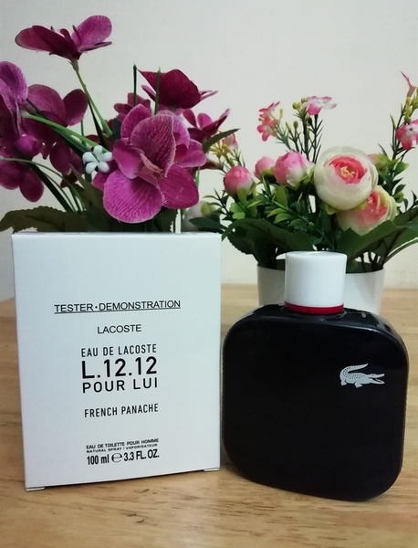 Used Lacoste Men perfume in Dubai, UAE