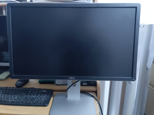 Used Dell P2414H 24 LED IPS Monitor -very cle in Dubai, UAE