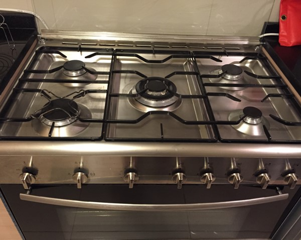 Used LG Stove in Dubai, UAE