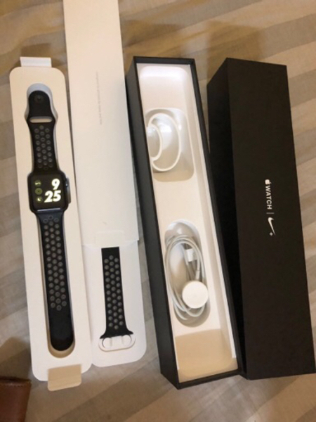 Used I watch series 2 in Dubai, UAE